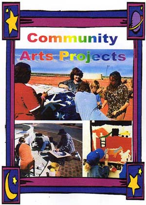 Community Arts Cover Image